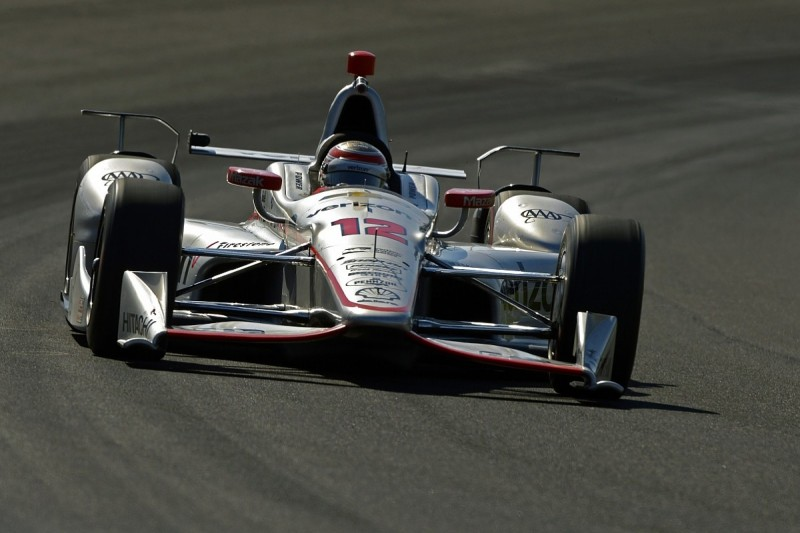 Will Power and Penske step up the pace in Indianapolis 500 practice