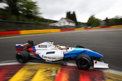 Vaxiviere gives SMP Racing its first Formula V8 3.5 pole at Spa