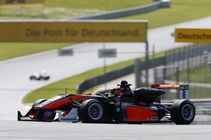 Red Bull Ring European F3: Ilott wins as huge crash stops race