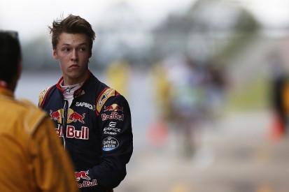 Daniil Kvyat hints at internal politics in Red Bull Formula 1 team
