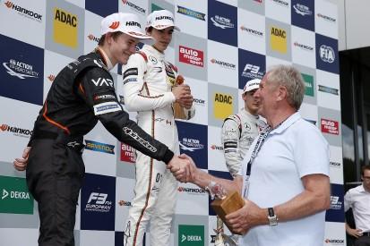 Callum Ilott loses Red Bull Ring European F3 podium to penalty