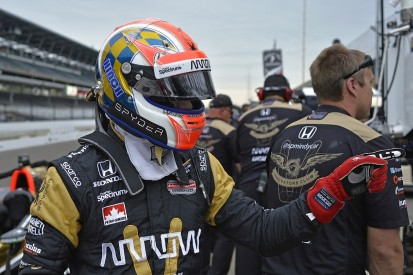 Indianapolis 500 qualifying: James Hinchcliffe fastest on day one