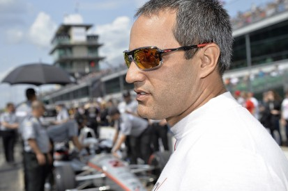 "Defending Indianapolis 500 winner Montoya rues ""weird"" qualifying"