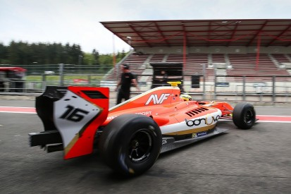 Spa Formula V8 3.5: Tom Dillmann heads very close qualifying two