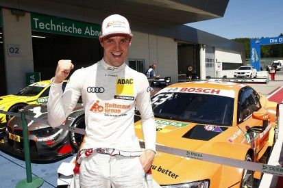 Green snatches Red Bull Ring DTM pole, points leader di Resta last