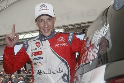 Citroen's Kris Meeke clinches second WRC victory on Rally Portugal