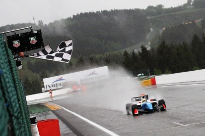 Matthieu Vaxiviere wins eventful Formula V8 3.5 race two at Spa