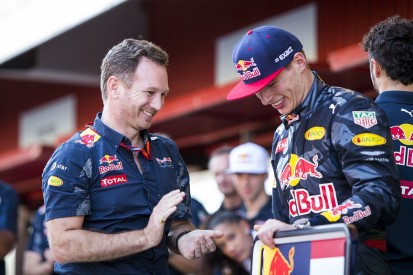 Red Bull teaching F1 lessons on young drivers, Renault believes