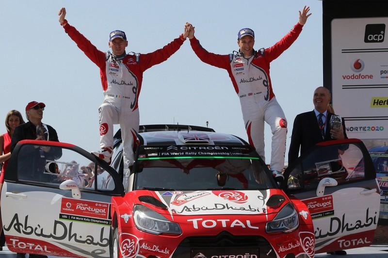 VW says wildcard winners like Meeke or Loeb 'devalue' WRC