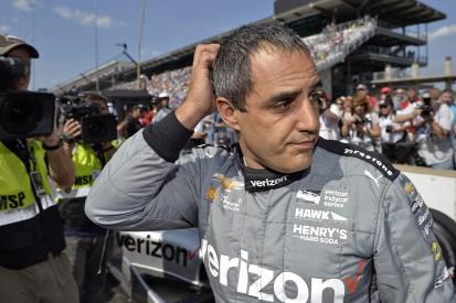 "Indy 500 qualifying: Plastic bag caused ""awful"" Montoya run"