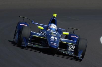Indy 500 front-row starter Josef Newgarden leads Monday practice