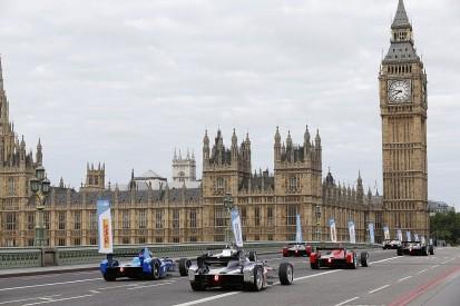 Formula E eyeing London street race to replace Battersea Park