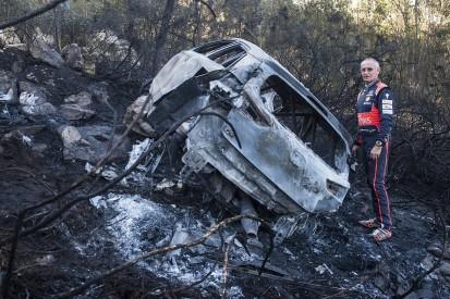 WRC Rally Portugal clerk defends handling of Paddon's crash fire