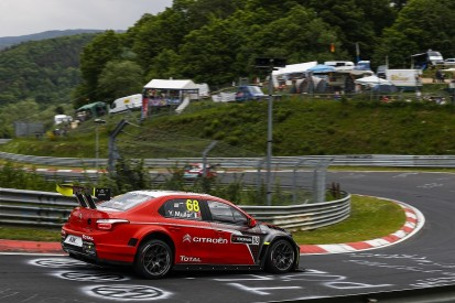 Yvan Muller leads Nurburgring Nordschleife WTCC test session