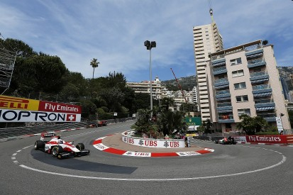 Monaco GP2: ART Grand Prix's Sirotkin fastest in practice