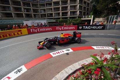 Red Bull's Daniel Ricciardo dominates Monaco Grand Prix practice