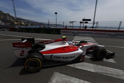 Monaco GP2: Sirotkin takes pole ahead of Nato in split session