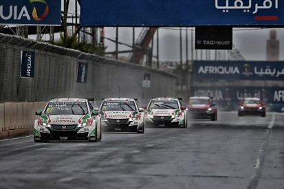 Honda excluded from last two World Touring Car rounds over floor