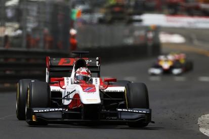 GP2 Monaco: Honda's Matushita elevated to race two pole position