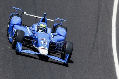 Indy 500 Carb Day: Tony Kanaan fastest in final practice