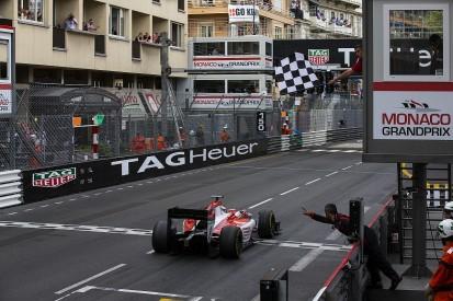 Monaco GP2: Honda's Matsushita dominates sprint race