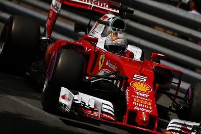Sebastian Vettel says Ferrari 'got worse' in Monaco GP qualifying
