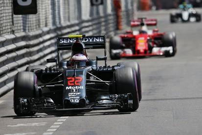 McLaren still believes it has third-best chassis in F1