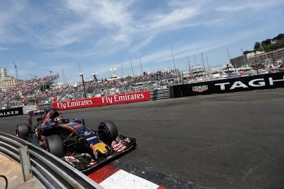 Daniil Kvyat escapes penalty for failed F1 floor test in Monaco