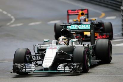 Monaco GP: Lewis Hamilton wins after delay for Daniel Ricciardo