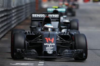 Fernando Alonso thought McLaren might grab Monaco GP podium