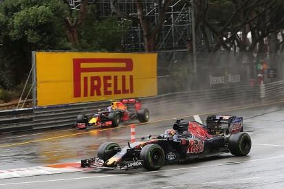 Monaco Grand Prix: Kvyat penalised for Magnussen F1 clash