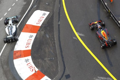 Monaco Grand Prix F1 pit layout caused Daniel Ricciardo tyre mix-up