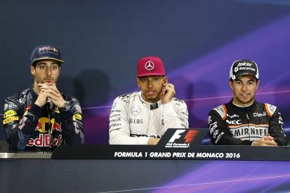 Monaco GP post-race FIA press conference full transcript