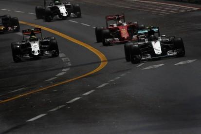 Nico Rosberg had 'complete lack of confidence' in Monaco Grand Prix