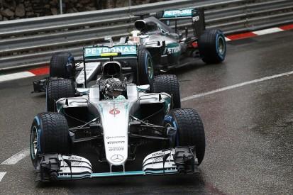 Nico Rosberg: Letting Lewis Hamilton past in Monaco 'very painful'