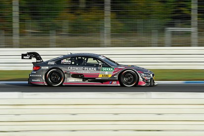 American Joey Hand loses BMW DTM drive for 2015 season