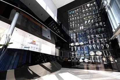 Over 60 trophies stolen in Red Bull F1 factory break-in
