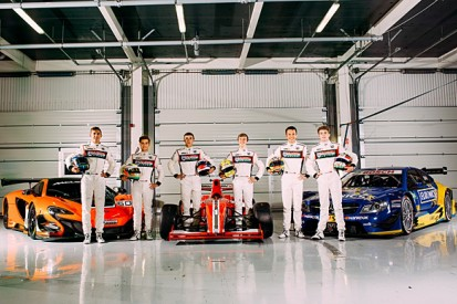 2014 McLaren AUTOSPORT BRDC Award finalists await their big night