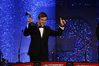 AUTOSPORT Awards 2014: Ben Barnicoat wins British Club Driver