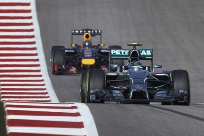 Red Bull fears it cannot catch F1 rival Mercedes in 2015