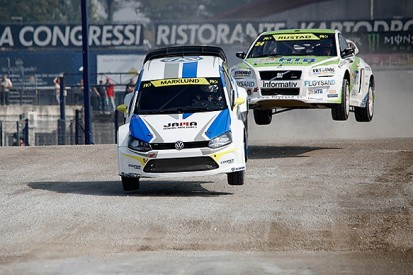 Tommy Rustad moves to Marklund for 2015 European Rallycross