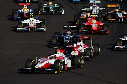 GP2 reveals 11-round calendar for 2015 season