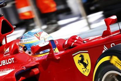 Fernando Alonso says Ferrari years were his best in Formula 1