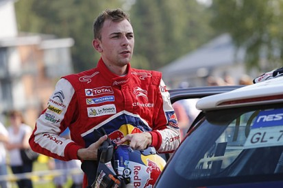 JWRC champion Stephane Lefebvre to get Citroen WRC chances in 2015
