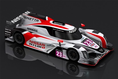 Chris Hoy to 2015 European Le Mans Series in Ginetta-Nissan LMP3