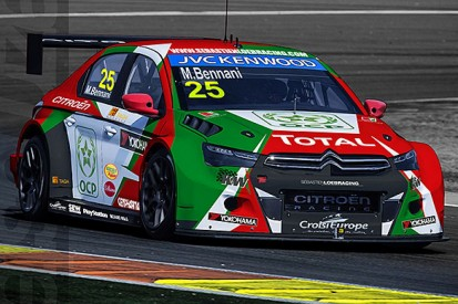 Mehdi Bennani joins Sebastien Loeb Racing for 2015 WTCC season
