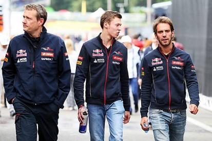 Sporting director Steve Nielsen leaves Toro Rosso F1 team