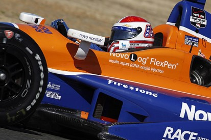 Charlie Kimball stays on with Ganassi IndyCar team for 2015