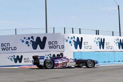 Punta del Este Formula E: Virgin's Jaime Alguersuari leads practice
