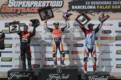 MotoGP champion Marc Marquez ends 2014 with Superprestigio win